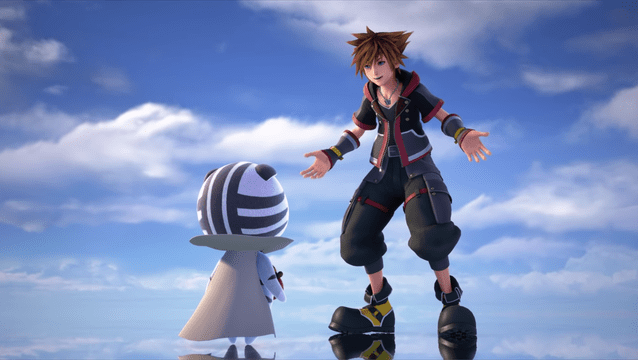 kh 3 remind screem
