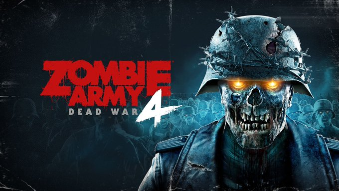 zombie army 4 screen 1